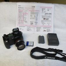 Canon Pro1 Digital Camera 8MP L-Series Lens, Macro, Super Macro **MINT**