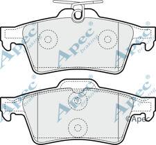 UAT Disques De Frein Et Ceramic-plaquette de frein Ford FOCUS II et C-Max phrase Arrière
