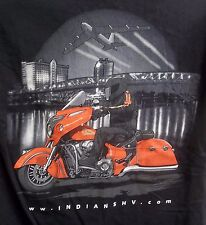 Indian Motorcycles Of Shreveport LA T-Shirt Adult S Small