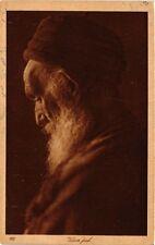 PC JUDAICA JEWISH TYPES Vieux juif (a1061)