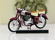 Simson 425S rot-braun  1:24 Motorrad- Modell / Die-cast 101