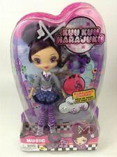 "Kuu Kuu Harajuku 12"" Fashion Doll Music Doll W/ Keyring & Charms"