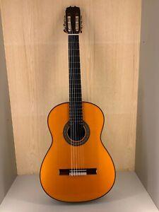 Flamenco Guitar Conde Hermanos 1a Master Guitar Paco De Lucía