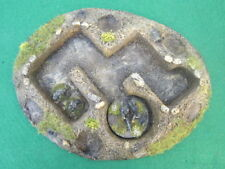 Painted Resin 20mm Defensive Fire Position, suitable for WW2
