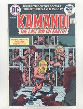 Kamandi the Last Boy on Earth #16 FNVF Kirby