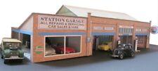 More details for kingsway, 0 gauge, main dealer garage & petrol station,  ready made.