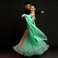 NEU Latino salsa Kleid TanzKleid Standard LatinaKleid Latein Turnierkleid #S9001