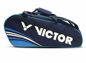 VICTOR Doublethermobag - 9148 - Blue Racket Bag