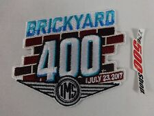 2017 Brickyard 400 Event Collector Patch Indianapolis Motor Speedway Indy 500