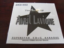 SUPERSTAR KARAOKE CD+G SKG 952 AVRIL LAVIGNE 12 TRACKS