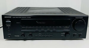 Vintage Kenwood KR-V6050 AV 5-Channel Surround Stereo Receiver TESTED VGC