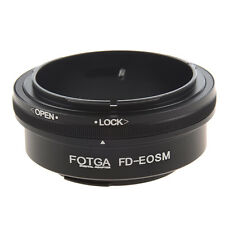 B6 Fotga FD-EOS M Adapter Digital Ring for Canon FD Mount Lens to Camera