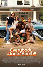 67243 Everybody Wants Some Movie Blake Jenner Wall Print POSTER UK