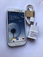 Samsung galaxy S3 T999 (T-Mobile Unlock) White Smart Phone