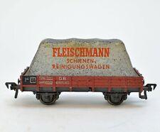 Fleischmann HO 5569 Track Cleaning Car vintage Model Train