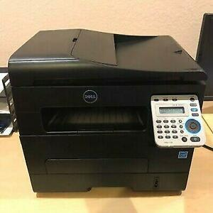 Dell B1265dnf All-In-One Laser Printer **Only Test Pages Printed** < 20