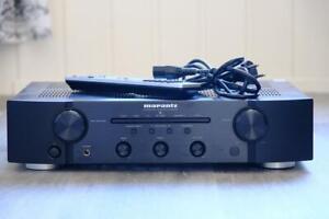 Marantz PM5005 Stereo-Vollverstärker - Black  Wie neu! As new!