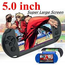5.0 inch 8G Handheld Retro Game Console X9 Rechargeable Video MP3 Player Camera