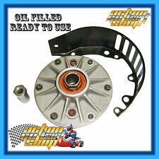 GO KART YAMAHA WET CLUTCH CLUTCH GUARD FOR KT100S AND KT100J ENGINE FREE DEL.