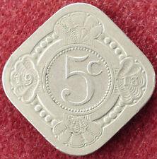 Netherlands 5 Cents 1913 (D2004)