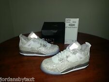 [705334-105]2015 AIR JORDAN 4 IV LASER/DEATH DEFYING 69(7.0y)w/RECEIPT]master 12