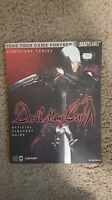 Devil May Cry Official Strategy Guide by Dan Birlew (2001, Paperback)