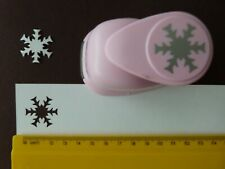 Crafts Too * Snowflake * Round * Punch * 15/16 inch
