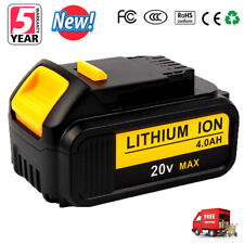 20V MAX LITHIUM ION BATTERY For Dewalt DCB200 DCB201 DCB204 20V Drill battery XR