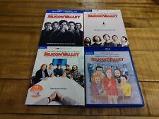 Silicon Valley Season 1, 2, 3, 4 Blu Ray