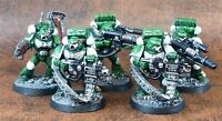 Devestator Squad - Space Marines  -Panted - Warhammer 40k #7G