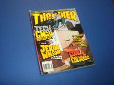 Thrasher magazine 2001 February Skateboarding/Skateboard