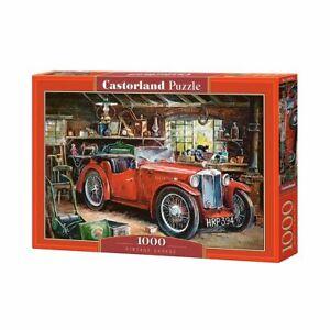 Castorland CastC-104574-2 Vintage Garage Puzzle 1000
