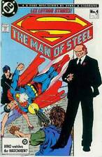 Man of Steel # 4 (of 6) (John Byrne, intronew Lex Luthor) (USA, 1986)