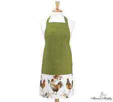~~ONE (1) BEAUTIFUL DESIGNED CUCINA ROOSTER APRON ~ IMMEDIATE SHIPPING~~