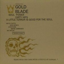 """GOLD BLADE 'SOUL POWER' UK PICTURE SLEEVE 7"""" SINGLE"""
