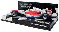 Minichamps Toyota F1 2005 Showcar - Ralf Schumacher 1/43 Scale