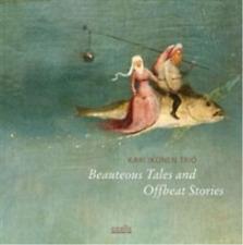 Kari Ikonen Trio-Beauteous Tales and Offbeat Stories  CD NEW