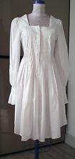 NWT**Alexander McQueen**White Shirt Dress**Size 42(IT)**$1,995.00