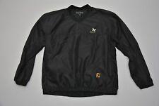 Footjoy Kapalua Golf Rain Shirt Jacket Black Small S Foot Joy FJ