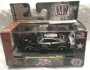 2016 M2 Machines 1969 Dodge Charger Daytona HEMI WMTS03 16-12 Dreams Car NIB New