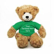 Plushland Beige Brandon Teddy Bear 12 Inch, Stuffed Animal Personalized Gift - C