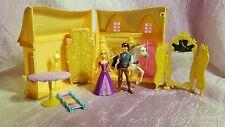 Disney Princess Tangled Rapunzel Mini Playset