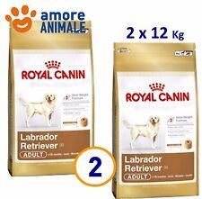 2 SACCHI - Royal Canin Labrador Retriever Adulto 12 kg  per cani Labrador Adult