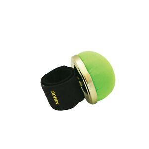 BOHIN Slap Wrist Pin Cushion Bracelet - LIME GREEN