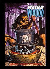 WEIRD VOODOO #4 GLENN DANZIG VEROTIK COMIC KINGS