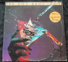 THE S.O.S. BAND S.O.S. LP