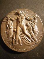 Médaille de la First National City Banking New York 1962 MONJO Enrique Medal