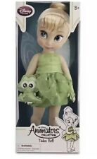 Disney Animators Doll Collection Tinkerbell Toddler Fairy Croc Soft Toy
