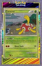 Caratroc Holo - HS01:HeartGold SoulSilver - 11/123-Carte Pokemon Neuve Française