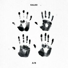 KALEO A/B CD ALBUM (Released June 10th 2016)